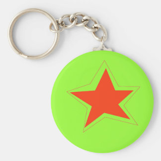 Star of the Week keychain