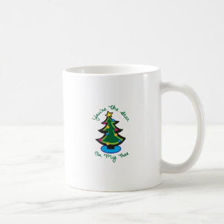 Star On My Tree Coffee Mug