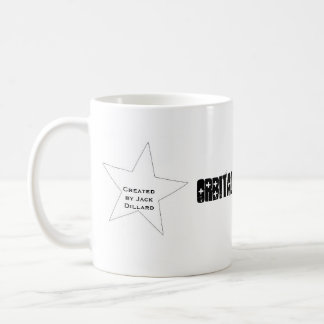 star, Orbital Distortion, STICKSOFCHOP, Created... Coffee Mug