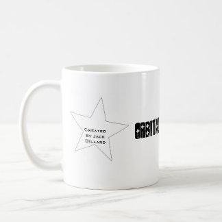 star, Orbital Distortion, STICKSOFCHOP, Created... Classic White Coffee Mug