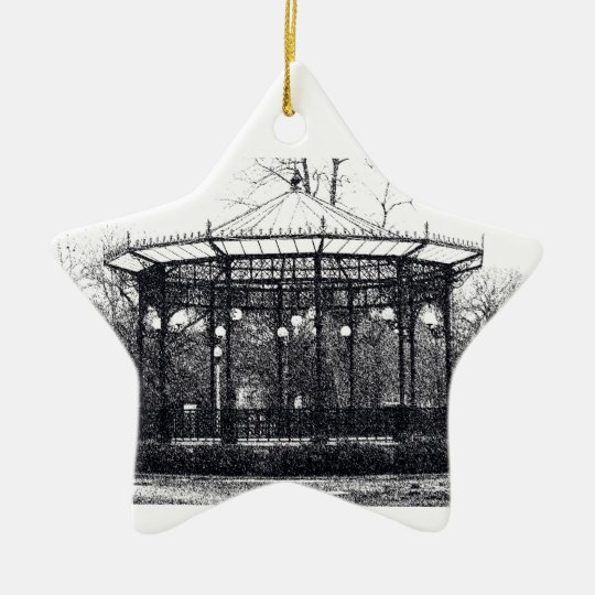 Star Ornament Gazebo