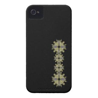 Star ornamentation iPhone 4 case