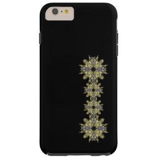 Star ornamentation tough iPhone 6 plus case