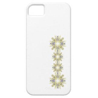 Star ornamentation your backgr. iPhone SE/5/5s case