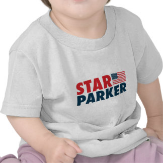 Star Parker Patriotic Shirts