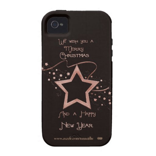 Star Patch (solid) iPhone 4 Cases