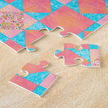 Star Patch Sunset and Water Jigsaw Puzzles