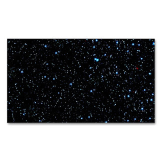 STAR PATTERN.jpg Magnetic Business Cards (Pack Of 25)
