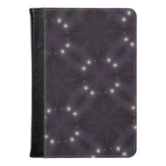 Star Pattern Kindle Case