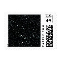 STAR PATTERN (outer space) ~.jpg Postage