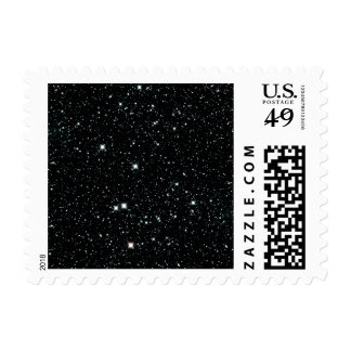 STAR PATTERN (outer space) ~.jpg Postage Stamp