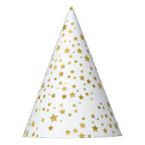 Star Pattern Party Hat