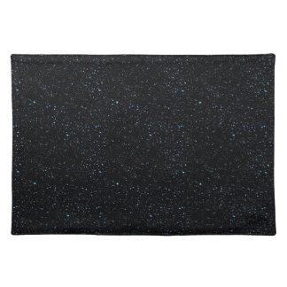 STAR PATTERN: STARRY NIGHT! CLOTH PLACE MAT