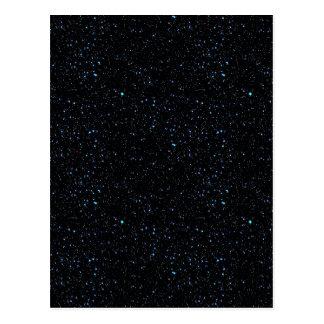 STAR PATTERN: STARRY NIGHT! POSTCARD