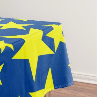 Star Pattern Tablecloth