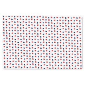 """Star Pattern Tissue Paper 10"""" X 15"""" Tissue Paper"""