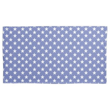 USA Themed Star Pattern with your color. Pillow Case