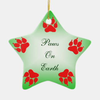 Star Pet Ornament