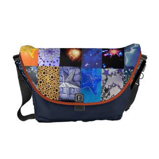 Star Photo Collage Bag