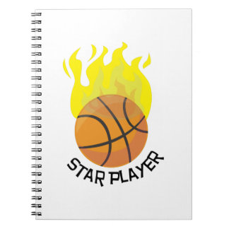 Star Player Note Book