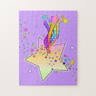 Star Pop Art Puzzle