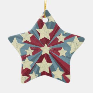 Star Pop Ornament