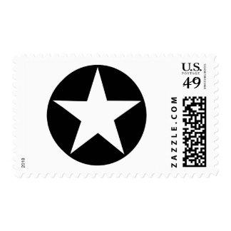 Star Postage Stamp