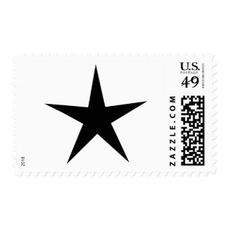 Star Postage Stamps