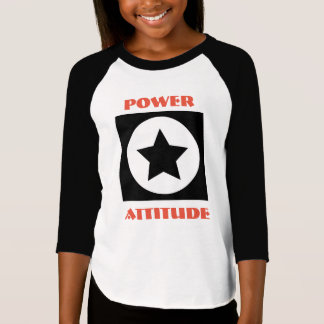 Star Power Attitude Shirt