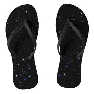 Star Power Deep Space Flip Flops
