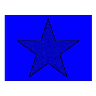 Star Power (Dots) Postcard