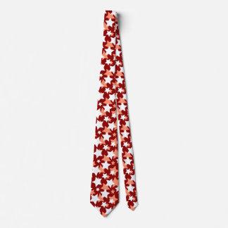 STAR POWER - POWER RED ~.jpg Neck Tie