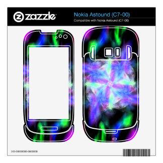 Star Power Nokia Astound Skins