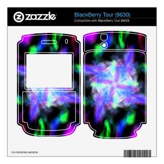 Star Power Decal For BlackBerry