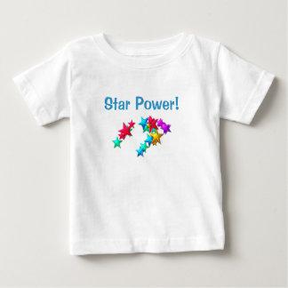 Star Power T Shirt for Infant, Toddler, Children