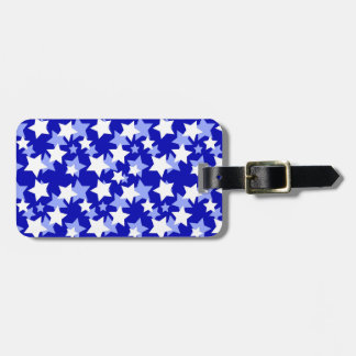 STAR POWER third movement! (blue and white) ~ Tags For Luggage