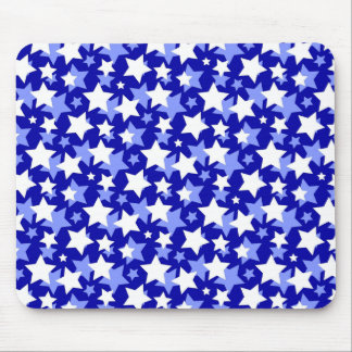 STAR POWER third movement! (blue and white) v.2 ~ Mouse Pad