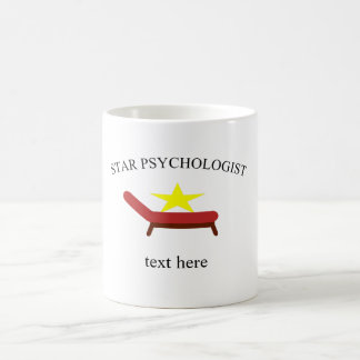 star psychologist coffee mug