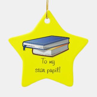Star Pupil Ornament