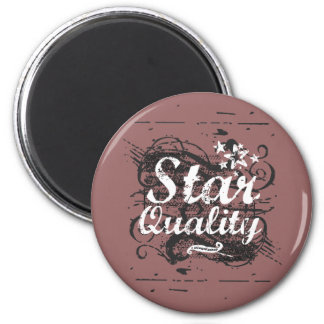 Star Quality 2 Inch Round Magnet