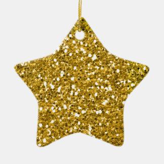 STAR Quality Ceramic Ornament