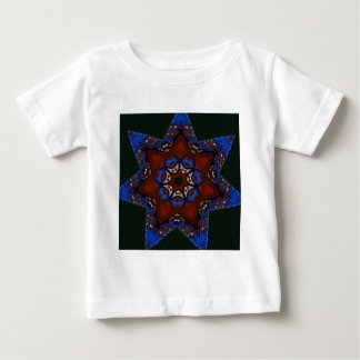 Star Quilt Baby T-Shirt
