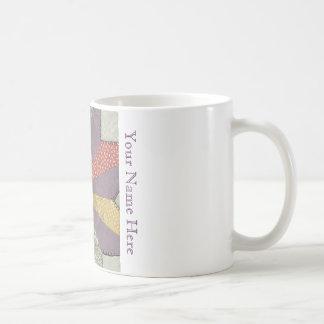 Star Quilt Block Mug Coffee Mugs