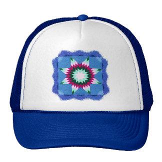 Star Quilt Trucker Hat