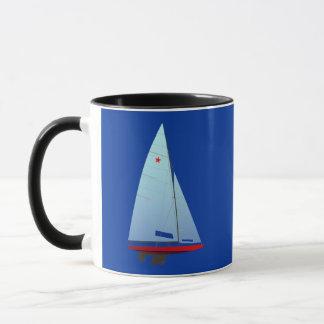star  Racing Sailboat onedesign Olympic Class Mug
