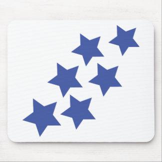star rain icon mouse pad