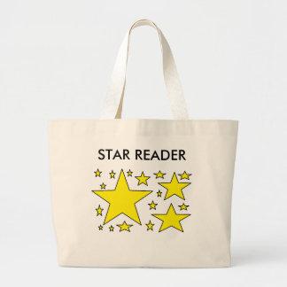 """Star Reader"" Jumbo Tote"