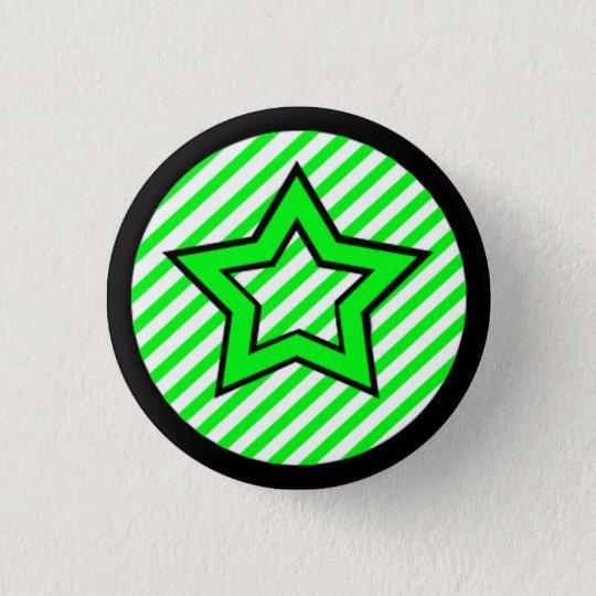Star Revamp Pinback Button