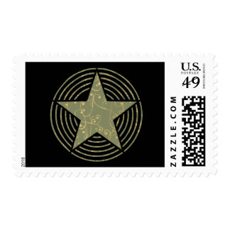 Star Rings Stamp
