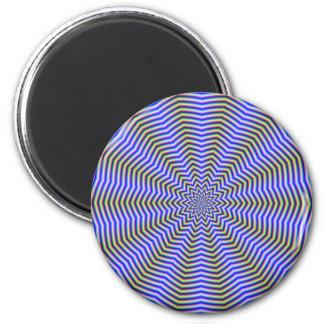 Star Ripples Magnet